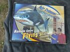 Air Swimmers Remote Control Flying Shark Balloon New OPENED BOX FREE SHIPPING