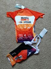 Boels Dolmans Uci Women's team shirt and short Bioracer Specialized new