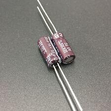 100pcs 50V 470uF 50V470uF  TEAPO 10x30mm High quality capacitors