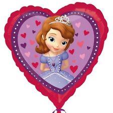 Disney Sofia the First birthday party 43.2cm premier amour en forme de cœur