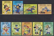 P812. Grenada - MNH - Cartoons - Disney's - Workers