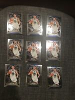 Lot (22) Klay Thompson 2019-20 Panini Prizm + Optic Mosaic Golden State Warriors