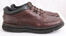 Rockport WWT11 World Tour Classic Brown Leather Oxfords Women's U.S. 6.5 M