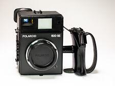 Polaroid 600se with lenses