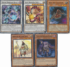 Authentic Goodwin Final Deck - Inti - Quilla - Plaguespreader - Supay 42 Cards