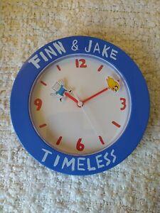 FINN & JAKE, TIMELESS WALL CLOCK.