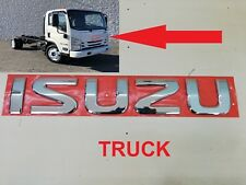 ISUZU Genuine Parts LOGO Decal Emblem Badge NPR FTR FX GXZ FV FXZ truck Front