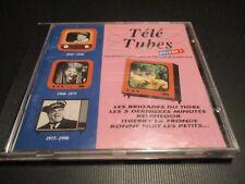 """CD """"TELE TUBES - VOLUME 1"""" Belphegor Bonne nuit les petits Les Saintes cheries"""