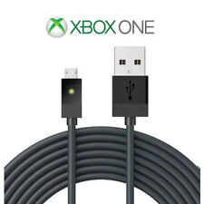 Microsoft Xbox One Play & Charge Controller Cable for Windows, PC Mirco USB - 3M
