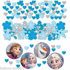 Disney's congelés patinage sur glace enfant Partie Confettis paillettes de table Triple Pack