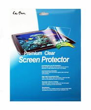"""Lepan Clear Screen Protector Shield Skin For Lepan 1 & 2, Coby Kyros 9.7""""Tablet"""