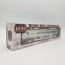 Proto 1000 Budd RDC Loco HO Item # 23982 WP 375