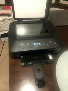 CANON PIXMA MG6620 Wireless Digital Photo Color InkJet working