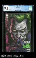 DC Black Label - Batman: Three Jokers #2 - CGC 9.8