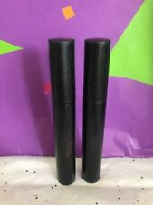 2 x MALLY Mascara MORE IS MORE Black Full Size 0.39oz New READ Please & See Pics
