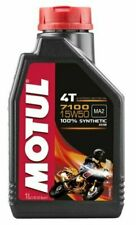 Motul 7100 15W50 1L Olio Sintetico - Nero