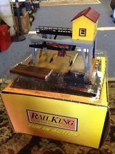 MTH Rail King 30-9119 No.787 Log Loader