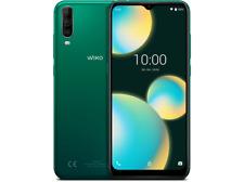 WIKO VIEW4 LITE 32 GB DEEP GREEN Dual SIM Smartphone - NEU