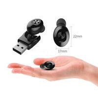TWS bluetooth 5.0 Headset Wireless Earphone USB Earbud 5D Stereo Headphone