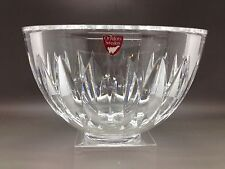 Super Orrefors Glass Bowl - Medium Size Approx 10 Cm Tall