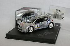 Skid 1/43 - Peugeot 206 WRC Rallye Catalogne 2000 N°9