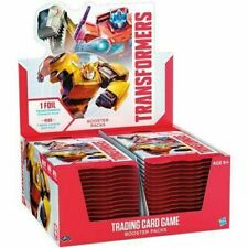 Transformers TCG Wave 1 Booster Box NEW SEALED IN STOCK