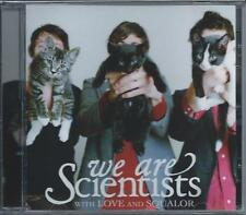 We Are Scientists - With Love And Squalor (CD 2005) NEW