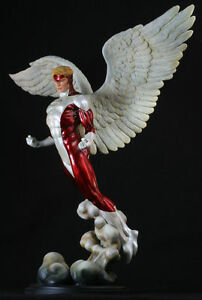 ANGEL RED STATUE EXCLUSIVE (LMTD 500) BY BOWEN DESIGNS, SCULPTED BY MARK NEWMAN