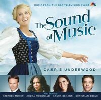 THE SOUND OF MUSIC Carrie Underwood CD BRAND NEW Music From The Television Event
