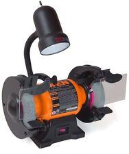 Bench Grinder Power Tool Heavy Duty Workbench 120-Volt 6 in. Lightweight