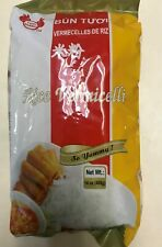 New listing Rice Vermicelli Bun Tuoi 56 oz (4 packages of 14 oz each)