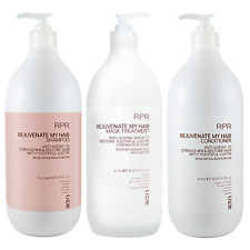 RPR Rejuvenate My Hair Shampoo & Conditioner & Treatment TRIO PACK 1000ml
