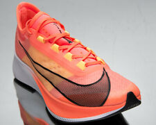 Nike Zoom Fly 3 Men's Bright Mango Black Athletic Running Jogging Sneakers Shoes