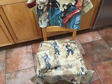 Disney Pirates Of The Caribbean Dead Men's Chest Twin Sheet Set