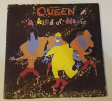 QUEEN - A KIND OF MAGIC - VINYL LP - 1986 - SMAS-12476 - GATEFOLD
