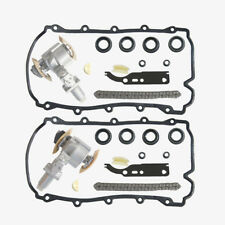 Pair For Audi A6 A8 Quattro VW 4.2L V8 Timing Chain Tensioner 077109087C