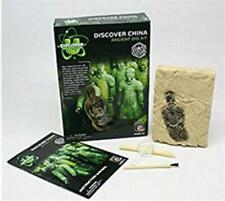 China Discovery Excavation Dig Kit Archaeology Explorer Kids Educational Games
