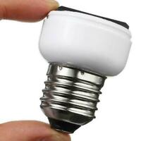 E27 Lampenfassung Halter Schraube Glühlampe Konvertieren US Steckdose EU in J2S9