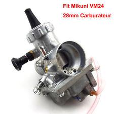 Genuine Mikuni 28MM Carb Carburetor For Yamaha TT-R125 TTR125 Dirt Motor Bike