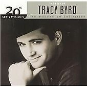 Tracy Byrd - 20th Century Masters - The Millennium Collection (Best of CD) NEW
