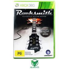 Rocksmith (Xbox 360) Very Good  - Music - Fast Post