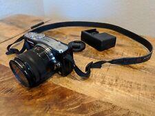 Panasonic LUMIX DMC-GF6 16.0MP Digital Camera - Black (Kit w/ OIS ASPH 14-42mm …