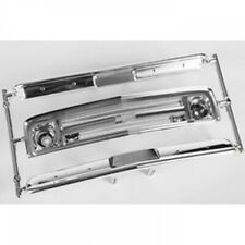 Axial 1967 Chevrolet C/10 Grille Bumpers Chrome/Black AX31560