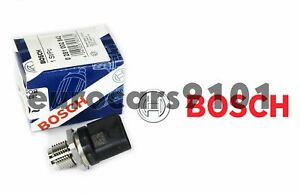Mercedes Bosch Fuel Injection Fuel Rail Pressure Sensor 0281002842 0061536528