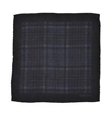 Ralph Lauren Purple Label Cashmere Silk Pocket Square Handkerchief New $155