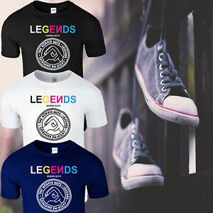 Norris Nuts Kids Knuckles T-Shirt Legends YouTuber Merch Birthday Gift Tee Top