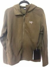 NWTs Arc'teryx Men's Kyanite Fleece Hoody Large Bushwhack green ($179)