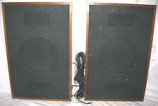 Lautsprecher Saba Vintage HiFi Flach Lautsprecherboxen FL,30Watt,4Ohm DIN 45500