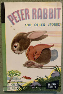 Vintage 1970's Peter Rabbit And Other Stories Childrens Paperback Beatrix Potter