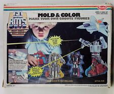 Vintage 1984 Go Bots MOLD AND COLOR